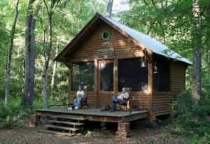 Camps not just for kids and cabins not just made of logs Summer camp cabins