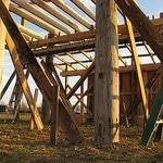 Pole Barns And Log Like Siding