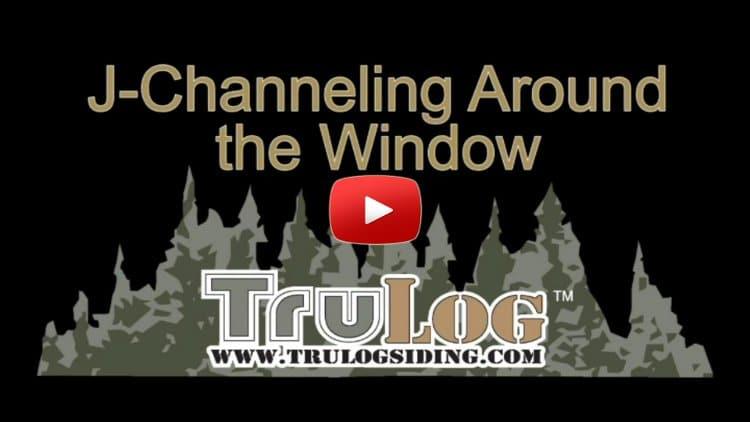 J-Channel Around the Window