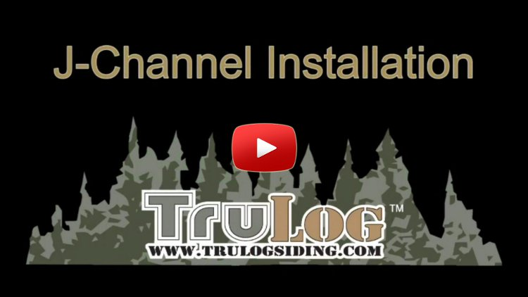 Steel Log Siding Installation Trulog Siding