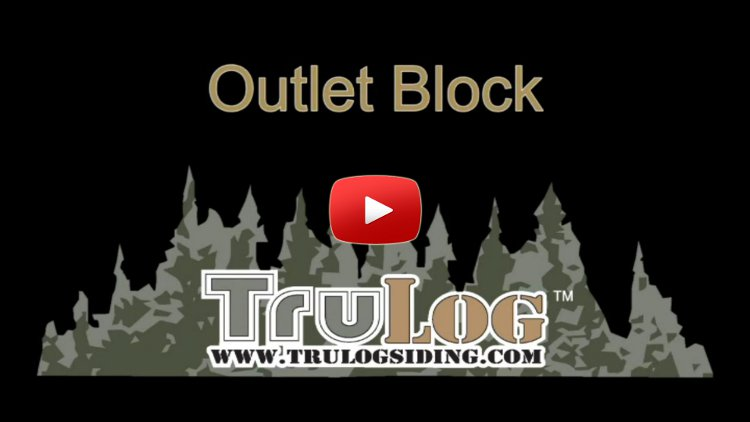 Outlet Block Installation