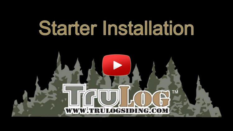 Starter Installation