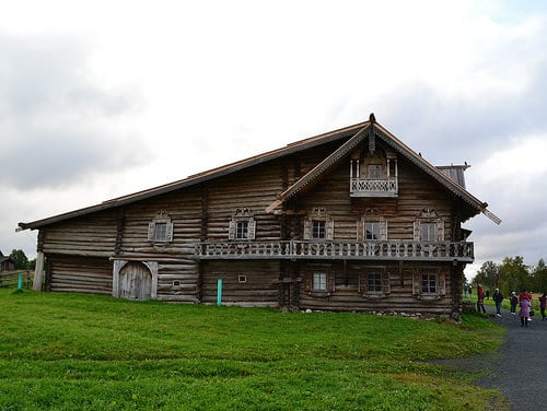Log cabin maintenance costs a factor in inheritance for Log cabin maintenance