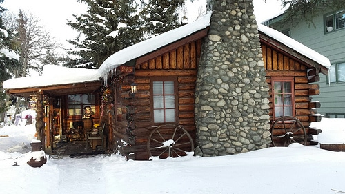 Ordinaire Alaska Cabin Photo