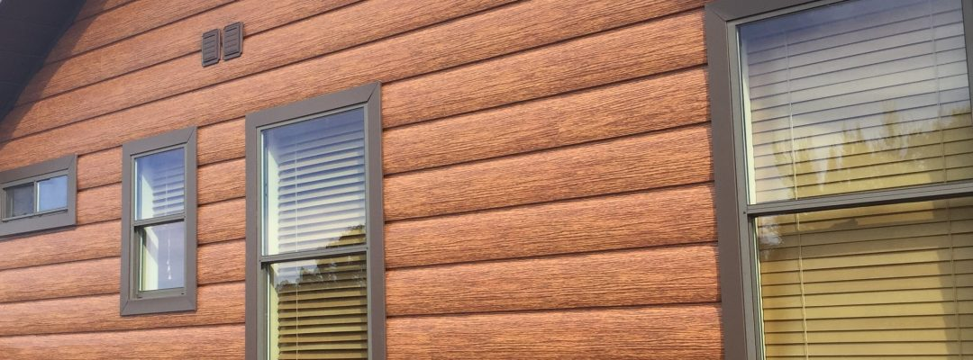 Cedar log siding log home siding steel siding that for Log vinyl siding pictures
