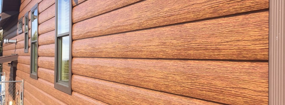 Cedar Log Siding Log Home Siding Steel Siding That