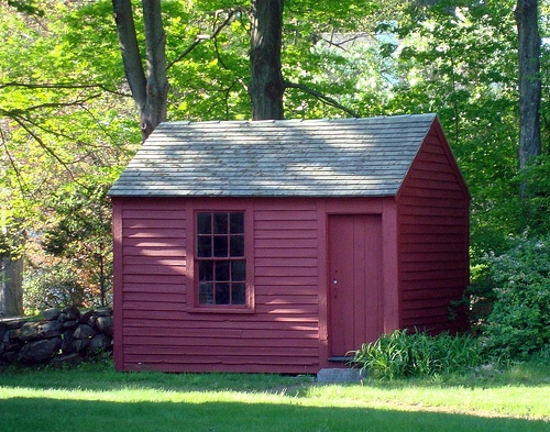 Faux log siding for outbuildings trulog steel log siding for Buy log siding