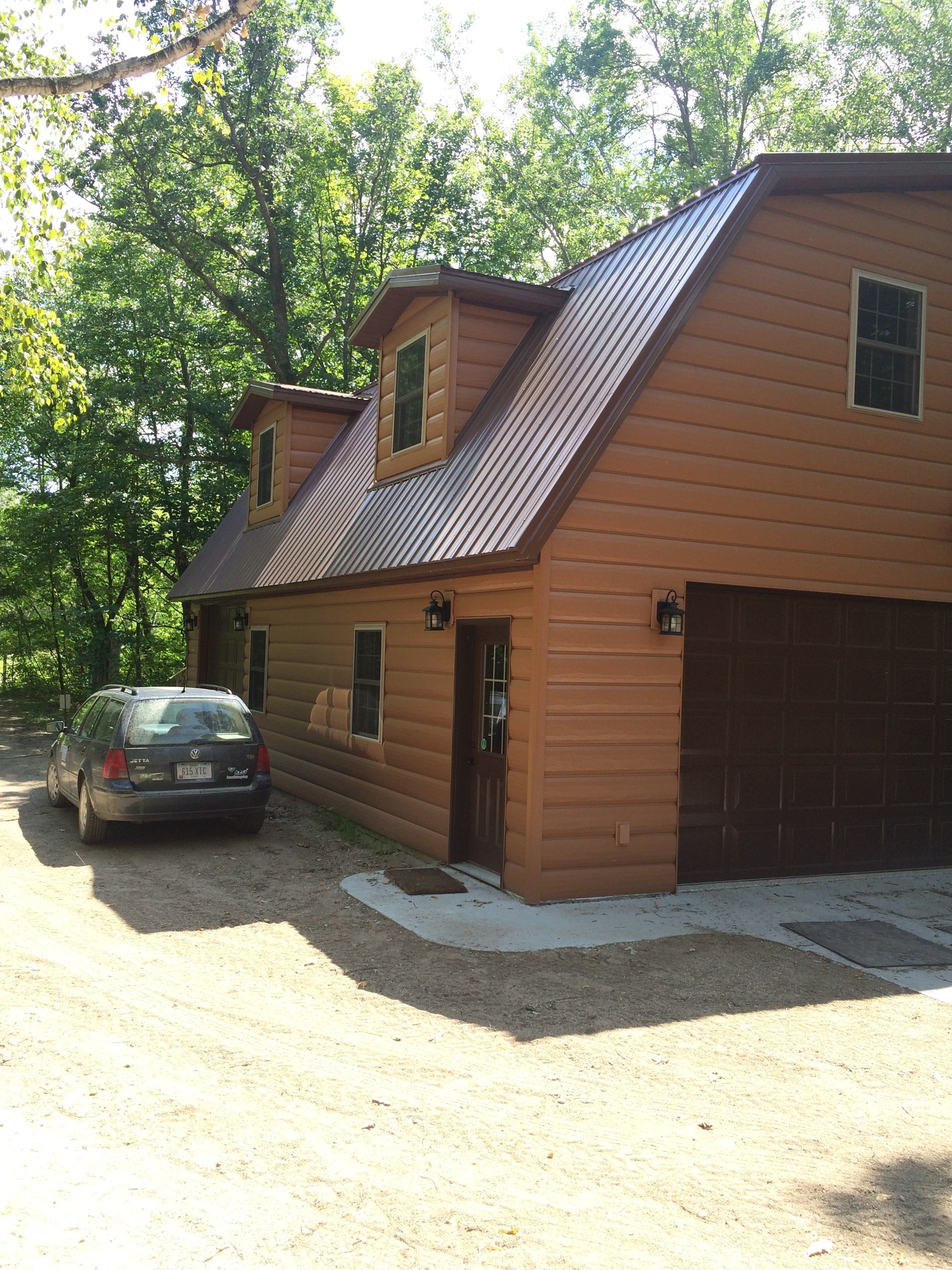cedar log cabin siding maintenance free log siding