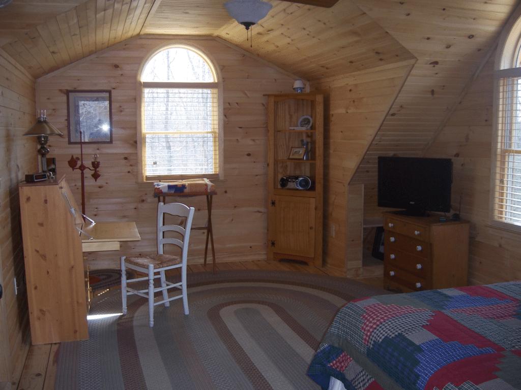 Log Cabin Home Décor Ideas 14