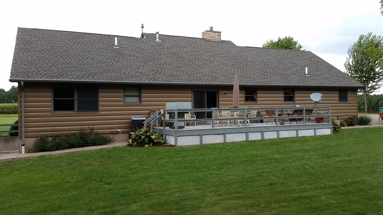 Sable Gallery Make Your Home Look Like A Log Cabin Trulog Siding