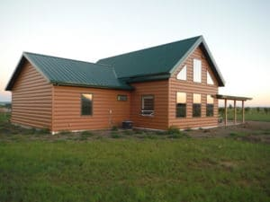 Visit our gallery page to see homes with TruLog steel log siding.