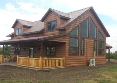 Stanley North Dakota Cedar