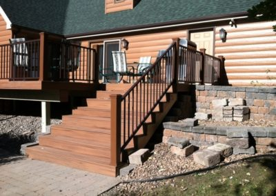 Job we shipped to ND with our cedar siding and cedar accessories
