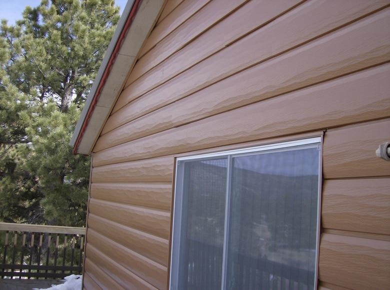 Cedar Log Cabin Siding Maintenance Free Log Siding