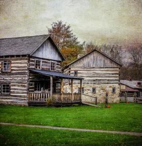 Historic Pennsylvania Log Homes Tru Log Siding