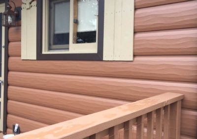 TruLog Cedar Red Feather CO