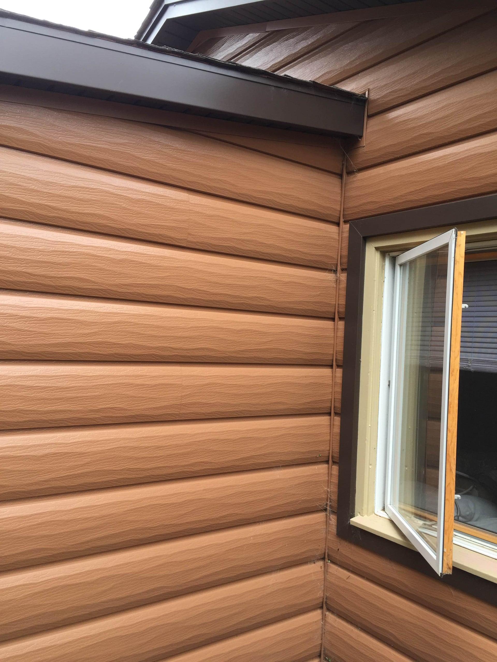 Cedar Log Cabin Siding Maintenance Free Log Siding Vinyl Log Cabin Siding Trulog Steel Log