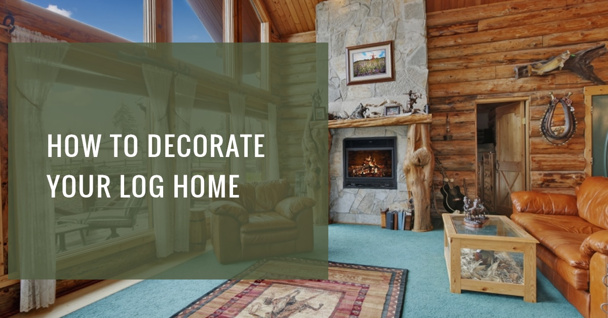 Faux Log Siding The Most Common Ways To Decorate Log Homes