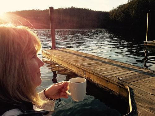 cabin romance photo