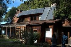 solar cabin photo