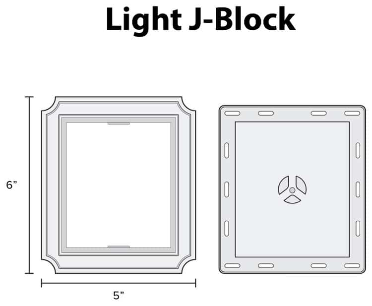 Light J Block