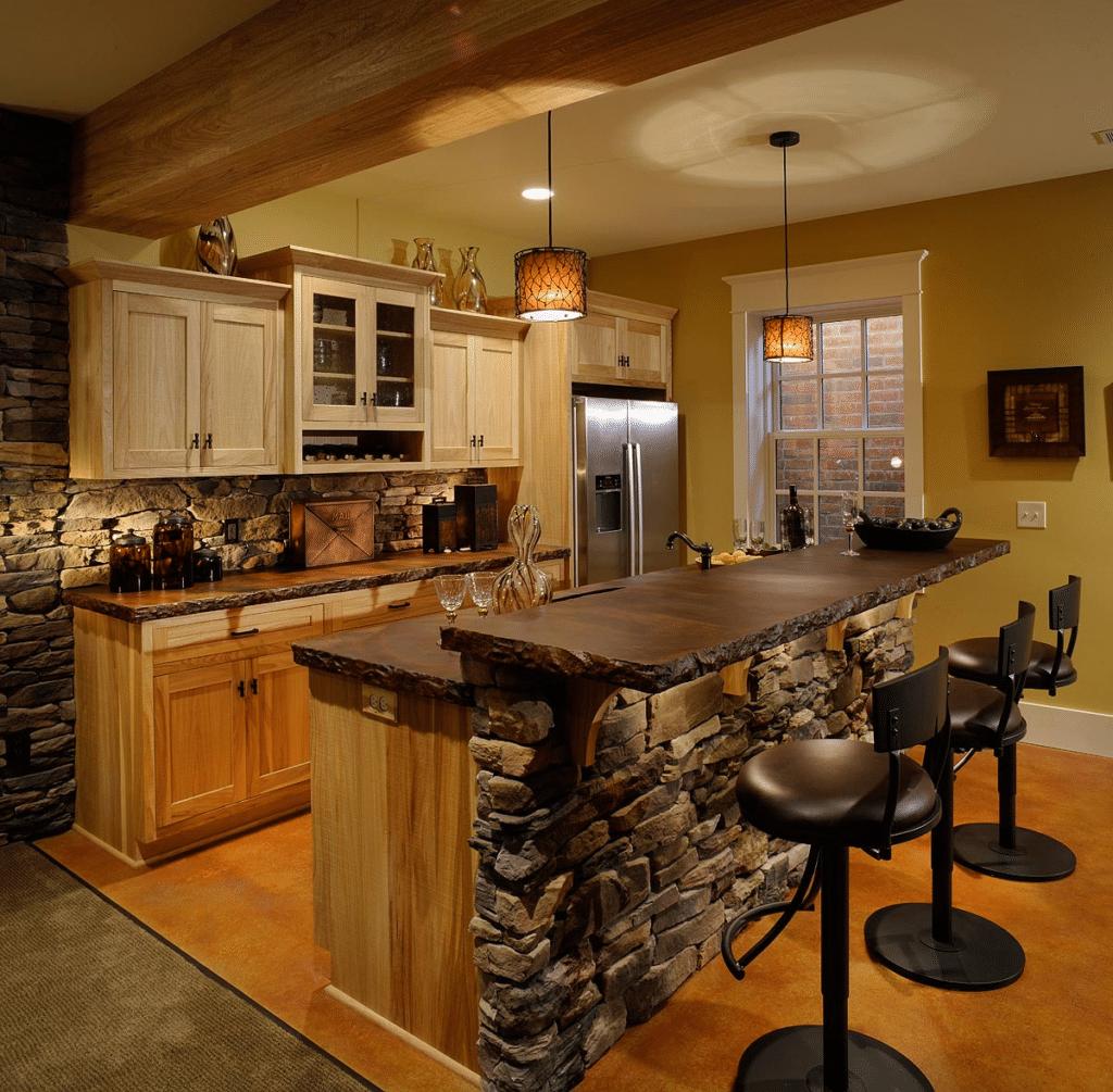 Log Cabin Home Décor Ideas 11