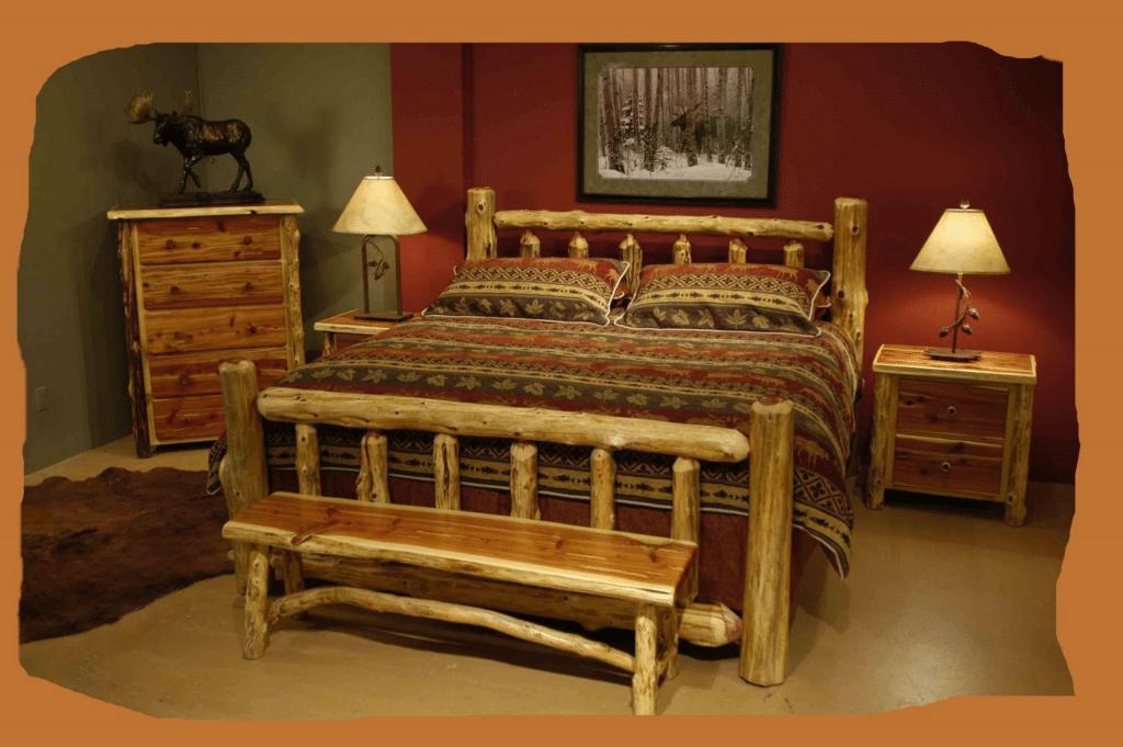 Log Cabin Home Décor Ideas 12