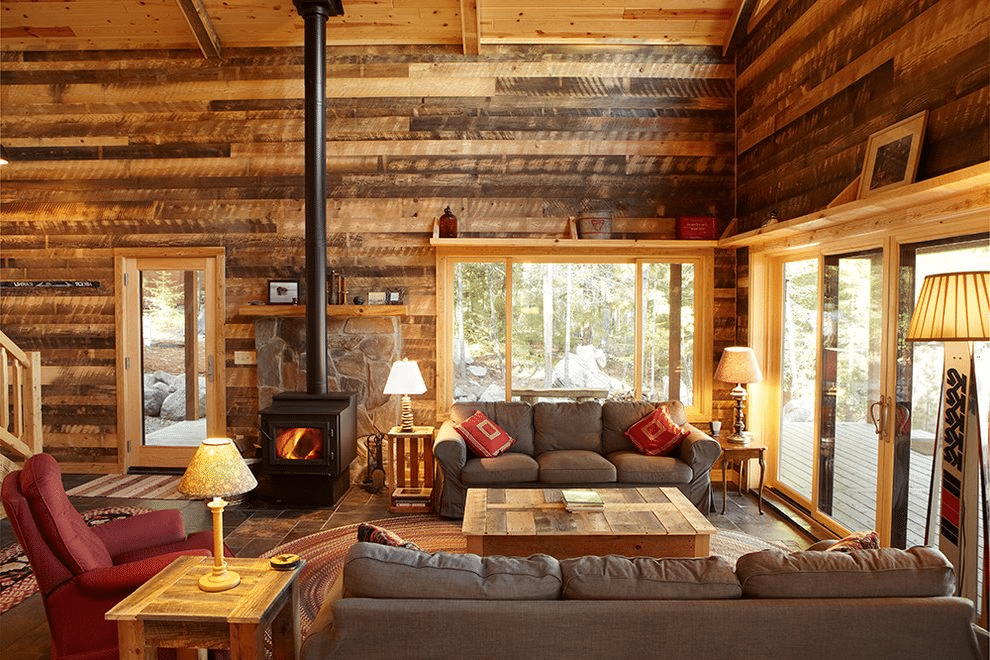Log Cabin Home Décor Ideas 13 Amazing Pictures