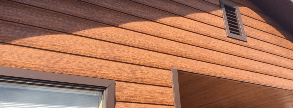 Wood Siding Alternatives Tru Log Siding