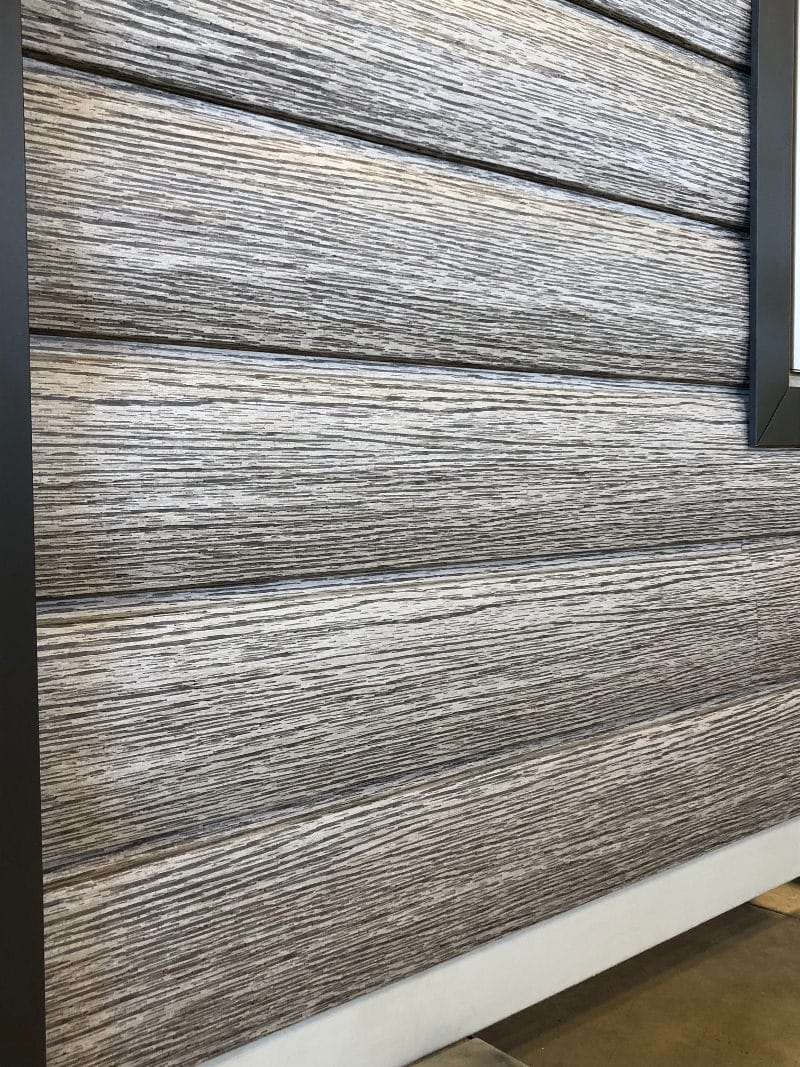 Barnwood Gray Gallery Tru Log Siding