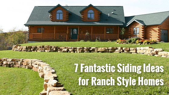 7 Siding Ideas For Ranch Style Homes Ranch Style House Siding