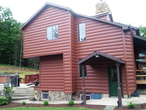 Log Cabin Colors 1