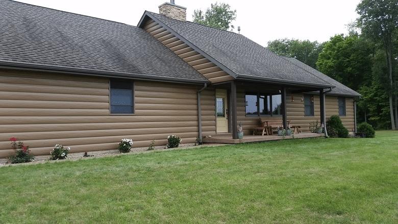 Log Cabin Colors 4