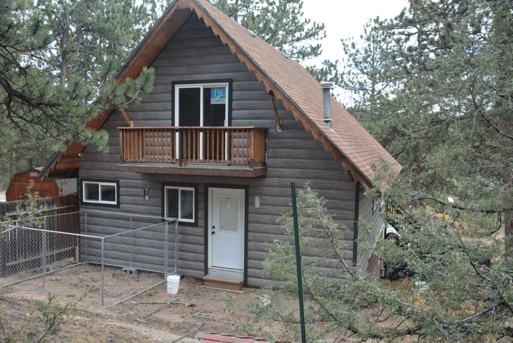 Log Cabin Colors 7