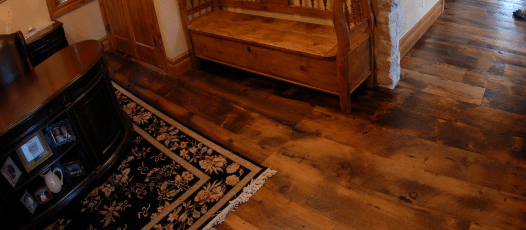 Log Cabin Flooring 3