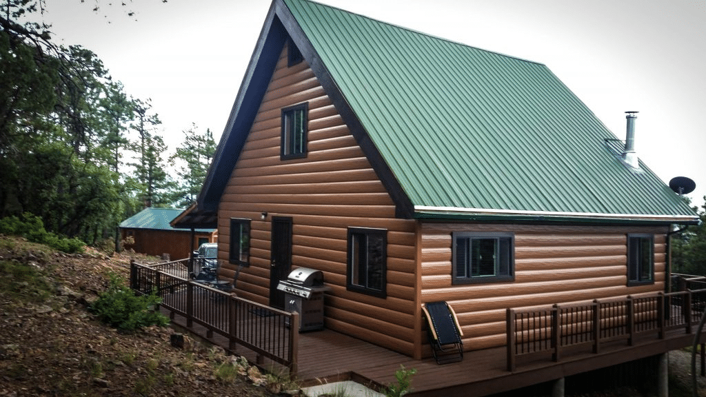 Log Home Pros and Cons 1