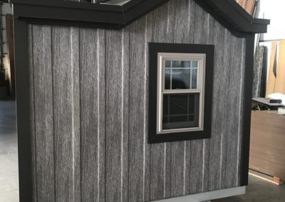 Board and Batten - Barnwood Gray