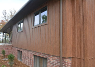 Board and Batten Red Cedar Siding