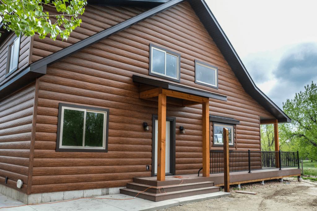 6 Exterior Home Design Trends For 2019 Tru Log Siding