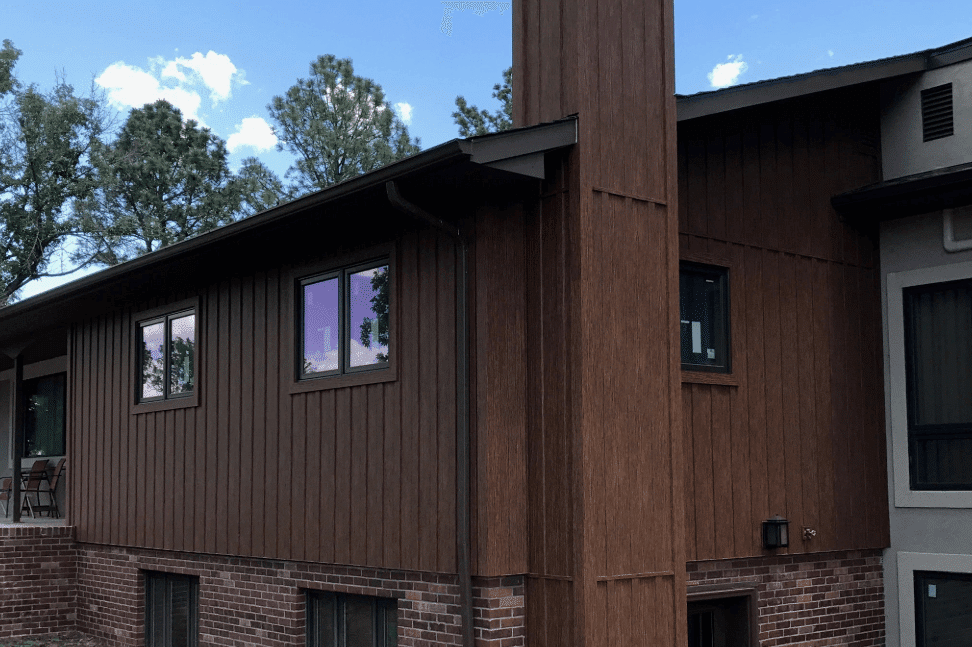 vertical metal siding options