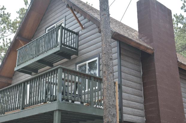 Distressed Wood Siding 2