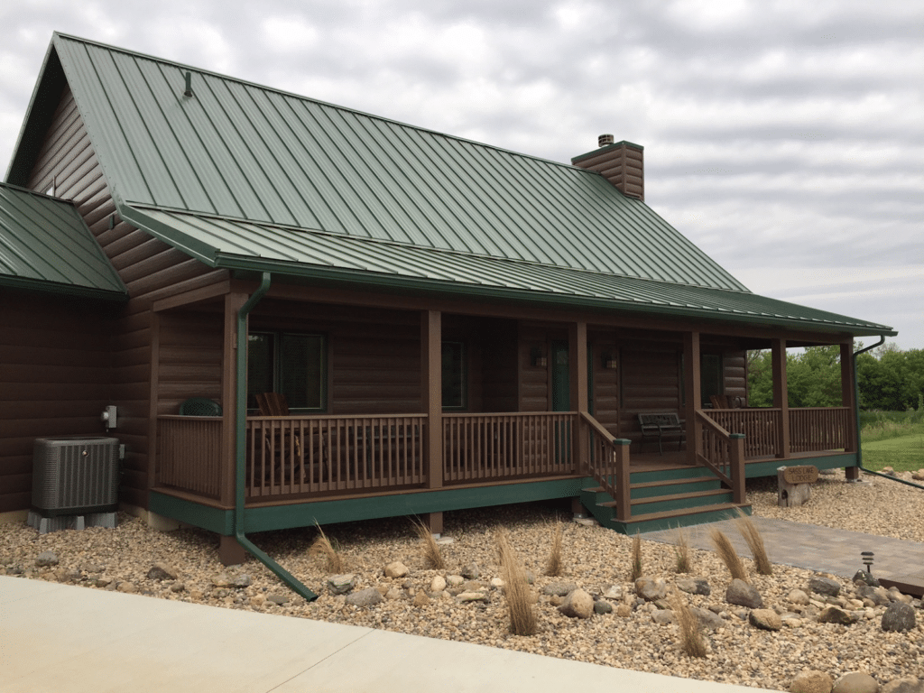 Log Homes vs Conventional Homes 2