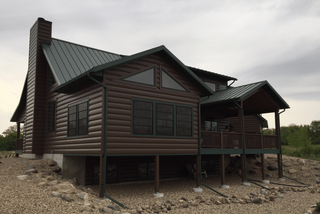 Buying A Log Home 1