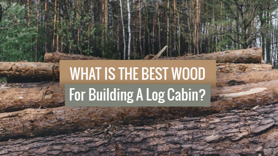 What Is The Best Wood For Building A Log Cabin?