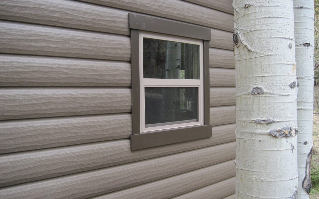 A Better Alternative to Vinyl Log Siding from Lowes