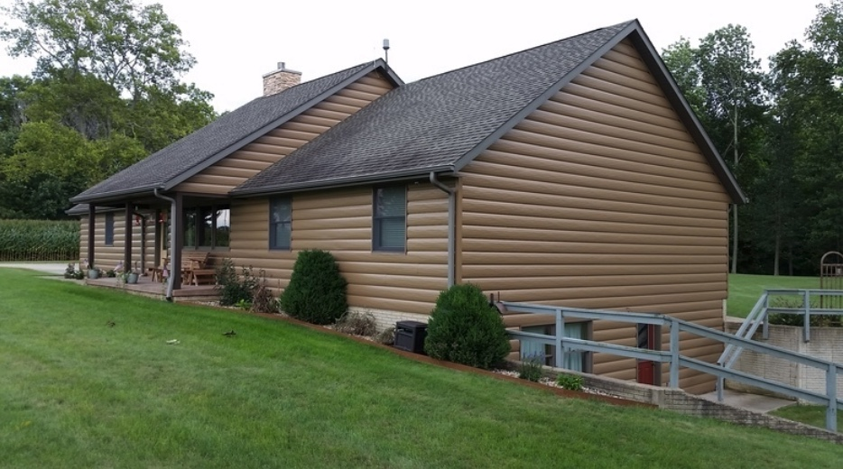 Disadvantages of Traditional Log Homes 3