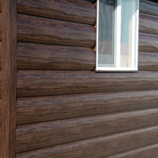 Dark Walnut TruLog
