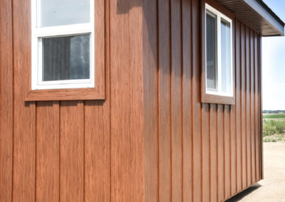 Western Cedar Board and Batten