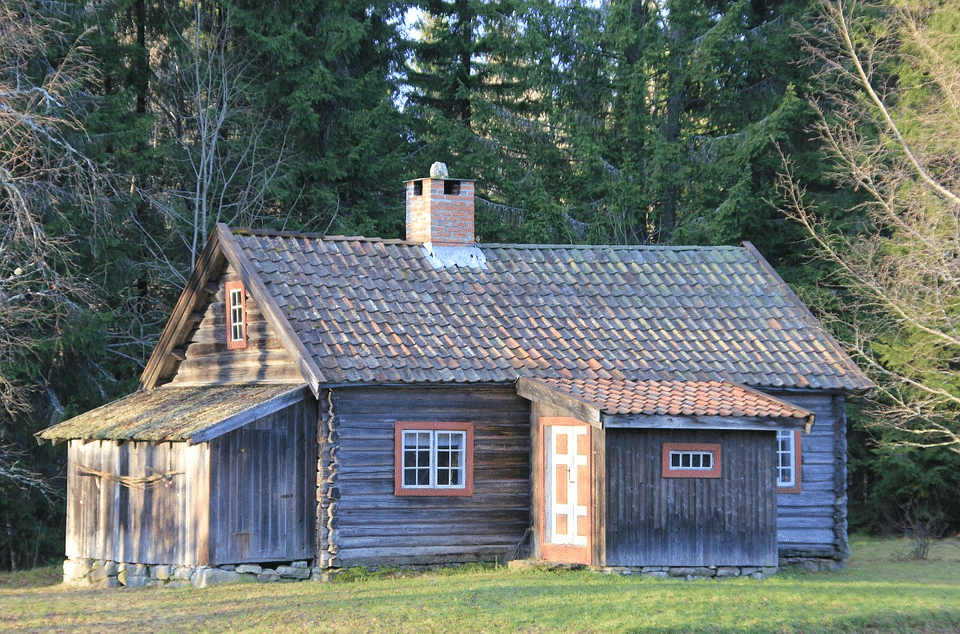 5 Disadvantages of Traditional Log Homes