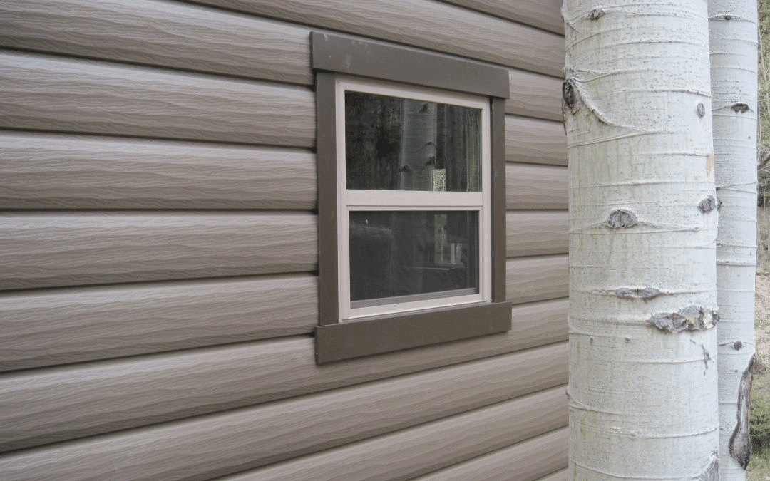Vinyl Log Siding From Lowes A Better Alternative Tru Log Siding